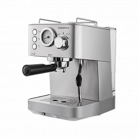 Кофемашина рожкового типа MAUNFELD MF-721S PRO